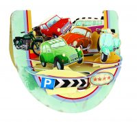 PR042 Retro Vehicles – Front HR