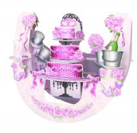 PR050 Wedding Cake HR