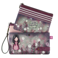 1029GJ02 Gorjuss Double Pouch Accessory Case Little Wings 2_HR