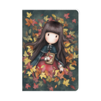 1032GJ01 Gorjuss A5 PVC Cover Notebook Autumn Leaves 1_HR