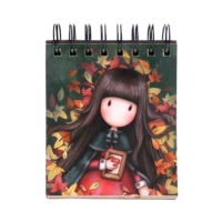 1035GJ01 Gorjuss Standing Memo Pad 2020 Autumn Leaves 1_HR