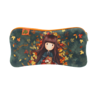 271GJ32 Gorjuss Neoprene Accessory Case Autumn Leaves 1_HR