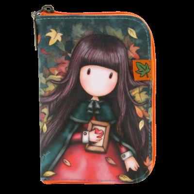 308GJ25 Gorjuss Folding Shopper Bag Autumn Leaves 1_HR