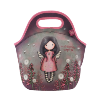 519GJ14 Gorjuss Neoprene Lunch Bag Little Wings 1_HR