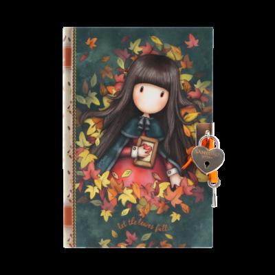 815GJ05 Gorjuss Lockable Journal Autumn Leaves 1_HR
