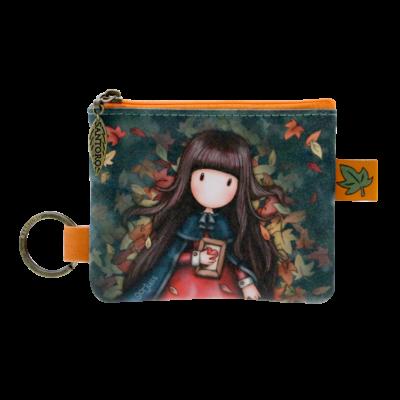 899GJ04 Gorjuss Zip Purse Autumn Leaves 1_HR