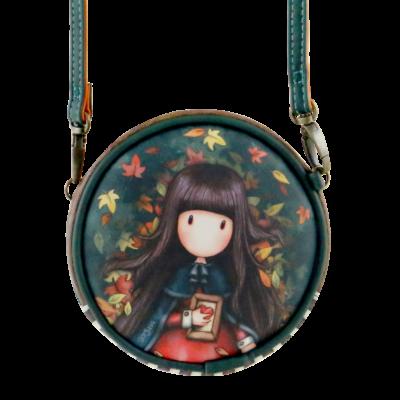 907GJ04 Gorjuss Mini Round Bag Autumn Leaves 1_HR