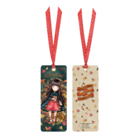 BM052 Gorjuss Bookmark Autumn Leaves 1_HR