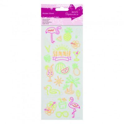 Stickers Lima Perú PMA 804304 flamingo