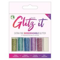 Glitter biodegradable Lima Perú docrafts GLT 401422