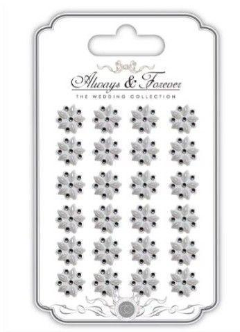 perlas de flores, adhesivas, decoración, Lima, Perú, Craft consortium, AFAPRL006
