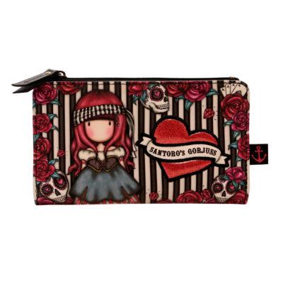 billetera, santoro london, gorjuss, Mary Rose, 1078GJ01, a