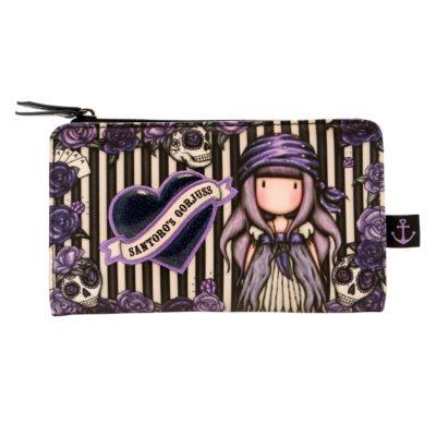 billetera, santoro london, gorjuss, sea nixie, 1078GJ02, a