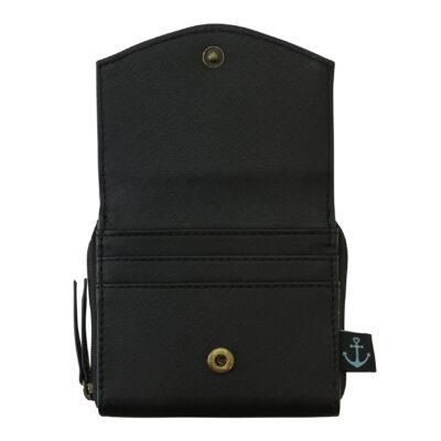 billetera, santoto london, gorjuss, black pearl, 1074GJ01, b