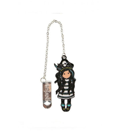 bookmark, marcapáginas, santoro london, gurjuss, black pearl, 1061GJD01, b