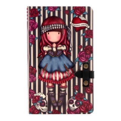 diario, journal, santoro london, gorjuss, mary rose, 400GJ09, a