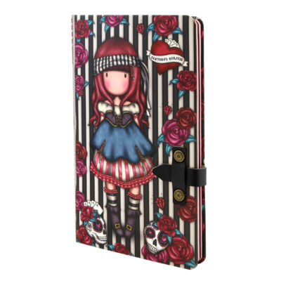 diario, journal, santoro london, gorjuss, mary rose, 400GJ09, b