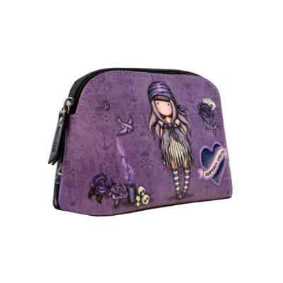 estuche de accesorios, neceser, portatodo, santoro london, gorjuss, Sea Nixie, 1077GJ02 , b