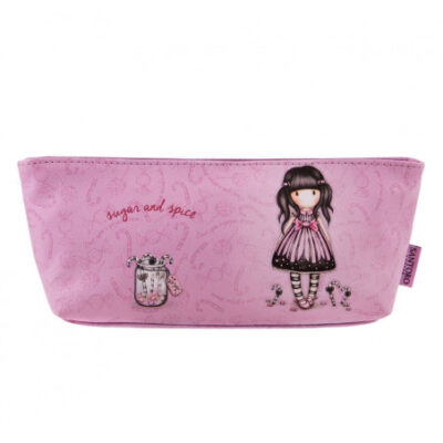 estuche portatodo, cartuchera, neceser, santoro london, gorjuss, sugar and spice, 280GJ17, a