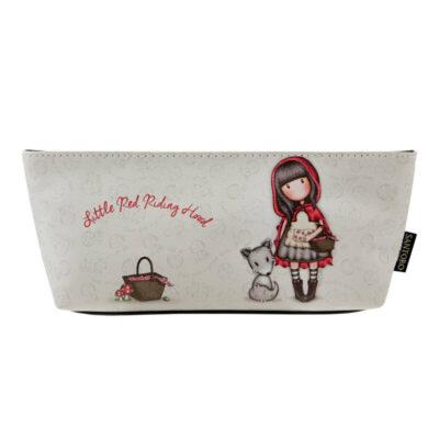 estuche portatodo, cartuchera, neceser, santoro london, gorjuss,Little Red Riding Hood, 280GJ19, a