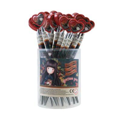 lapicero, bolígrafo, santoro, gorjuss, autumn leaves 1034GJ01, b