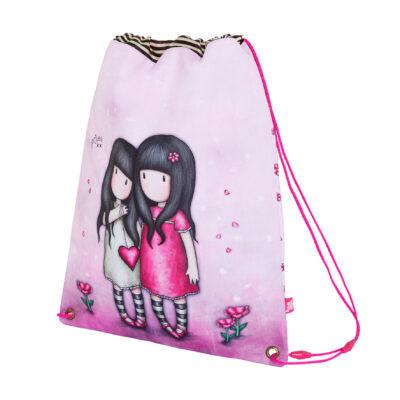 mochila, mochila de cordón, santoro london, gorjuss,You Can Have, 479GJ18, a