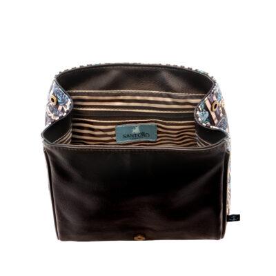 mochila, santoro london, gorjuss, black pearl, 1069GJ02, c