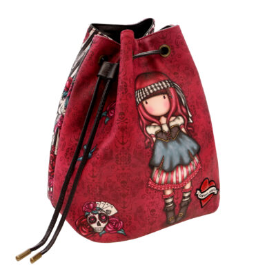 riñonera, mochila, canguro, santoro london, gorjuss, Mary Rose, 1070GJ01, b