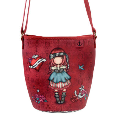 bolso, cartera, neopreno, santoro london, gorjuss, mary rose, 885GJ09, a