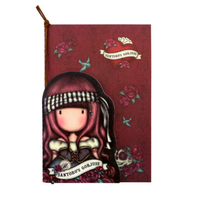 cuadernos, libretas, set de cuadernos, santoro london, gorjuss, Mary Rose, 1063GJ01, a