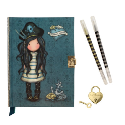 set de diario, journal, Black Pearl, 522GJ07, b