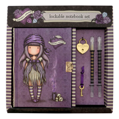 set de diario, journal, Sea Nixie, 522GJ08, a