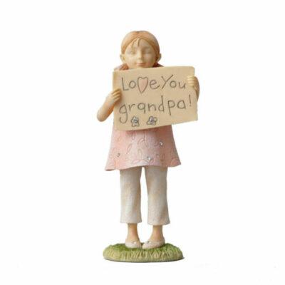 estauilla, adorno, porcelana, regalo a papá, día del padre, regalo para papá, enesco, 4050137, a