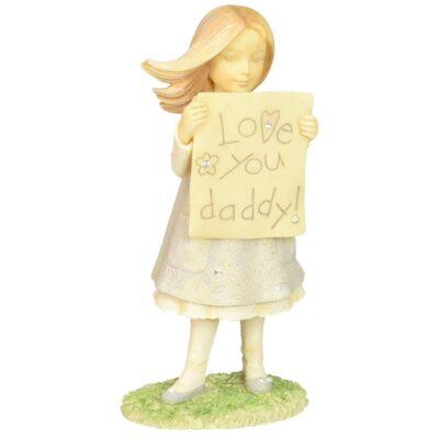 estauilla, adorno, porcelana, regalo a papá, día del padre, regalo para papá, enesco, 4050138, a