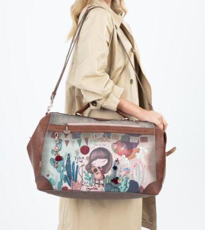 maletín, bolso, maleta, viajero, anekke, ixchel, 32710-06-401, b